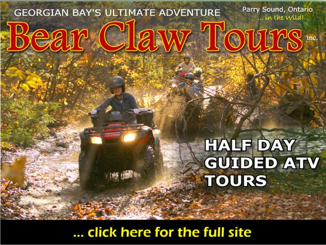Click here for the full Bear Claw Tours site